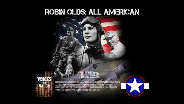 Robin Olds: All American