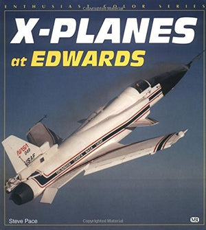 X Planes at Edwards