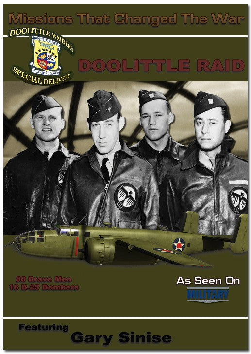 Missions that Changed the War Doolittle Raiders