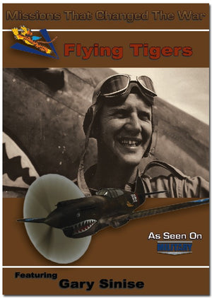 Missions That Changed the War Flying Tigers