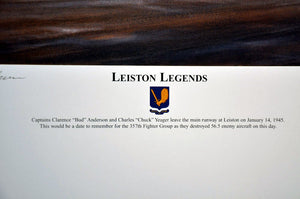 Leiston Legends