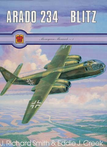 "Arado 234 ""Monogram Monarch -1"""