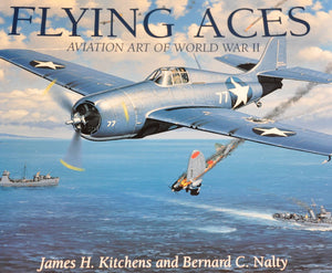 "Flying Aces ""Aviation Art of World War II"""