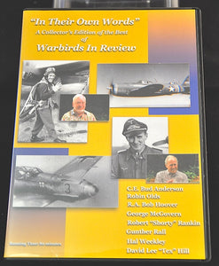 "DVD ""In Their Own Words"""