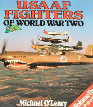 USAAF Fighters Vol 3