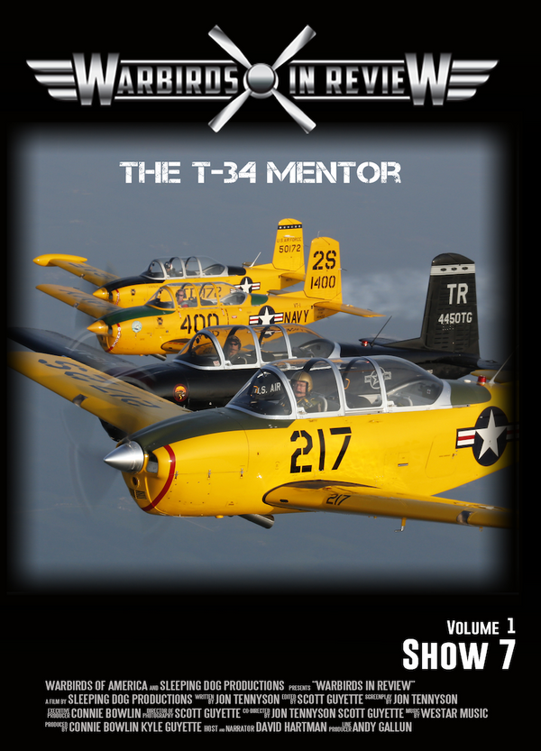 Warbirds in Review 2014 The T-34 Mentor