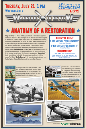 Warbirds in Review 2015 Anatomy of a Restoration