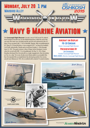 Warbirds in Review 2015 Navy and Marine Aviation