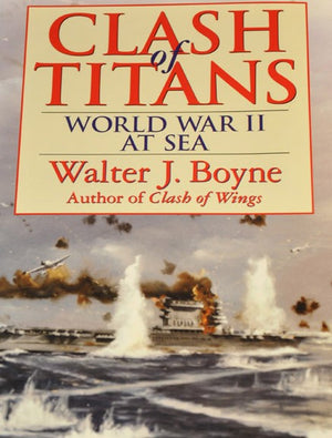 Clash of Titans WWII at Sea