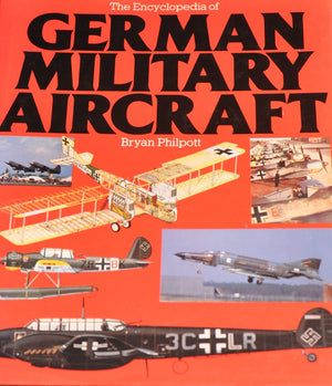 Encyclopedia of German Military Aircraft