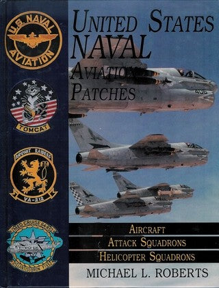 US Naval Aviation Patches: Fighter Squadrons, Strike Fighters, Reconnaissance