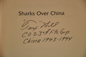 Sharks Over China