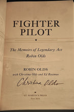 Load image into Gallery viewer, Fighter Pilot: The Memoirs of Legendary Ace Robin Olds
