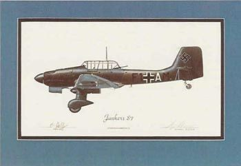Battle of Britain Junkers Ju 87 Stuka