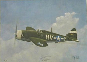 P-47D-5 Robert S. Johnson