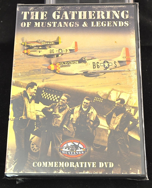 "DVD ""Gathering of Mustangs & Legends 2007"""
