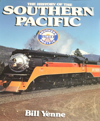 The History of the Southern Pacific