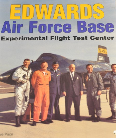 Edwards Air Force Base: Experimental Flight Test Center