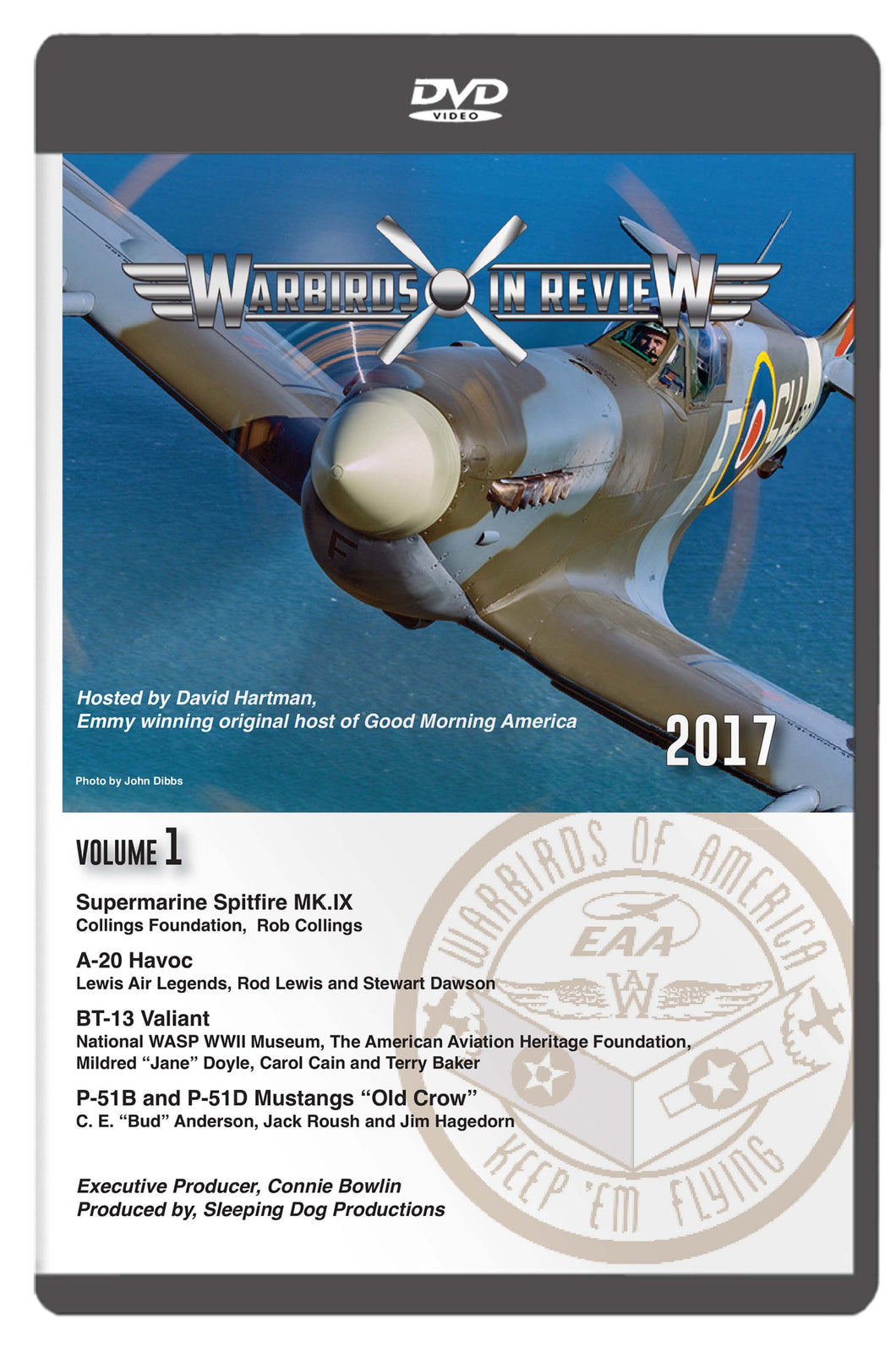 Warbirds in Review 2017