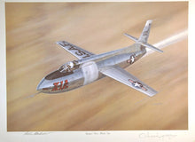 Load image into Gallery viewer, Bell X-1A Goes Mach 2