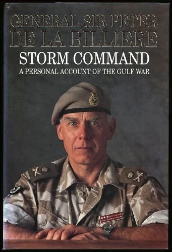 Storm Command: Personal Account of the Gulf War