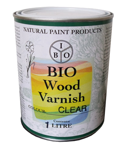 Bio Wood Varnish (Coloured) Interior / Exterior