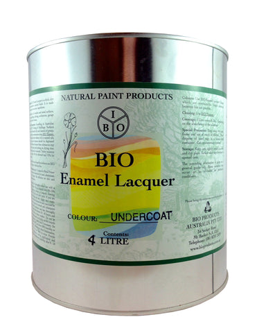 Bio Enamel Undercoat Plant-Oil Based