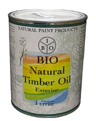 Bio Natural Timber Oil - Exterior