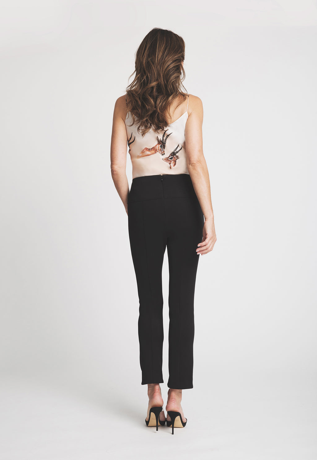 Josephine Cigarette Pant back view