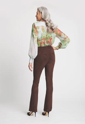 Charlotte Blouse in Tyrol back view
