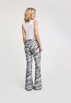 Elaine Pant in Assam back view