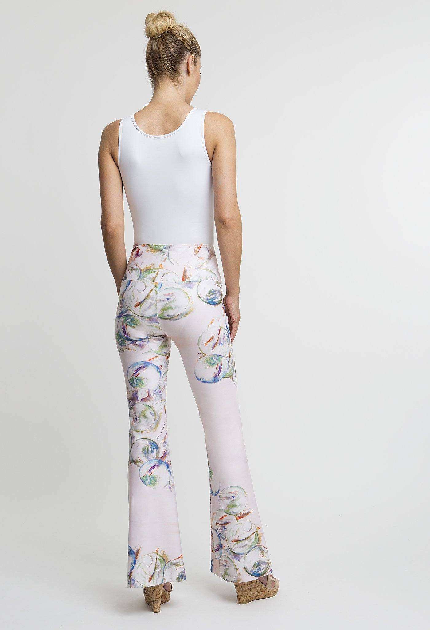 Elaine Pant in Nonsuch back view