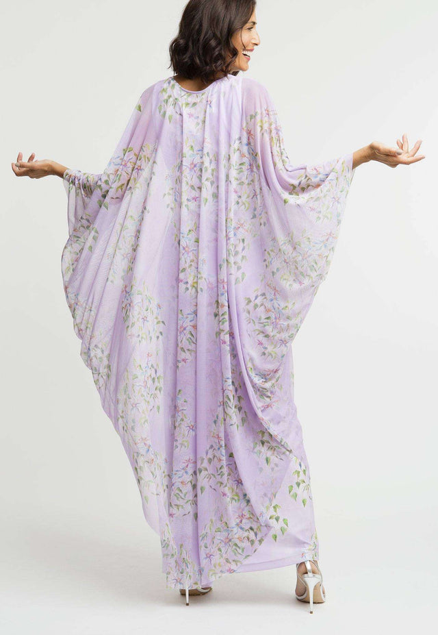 Francoise Kaftan in Sagaponack back view