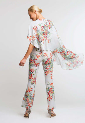 Gertrude Jumpsuit in Water Mill