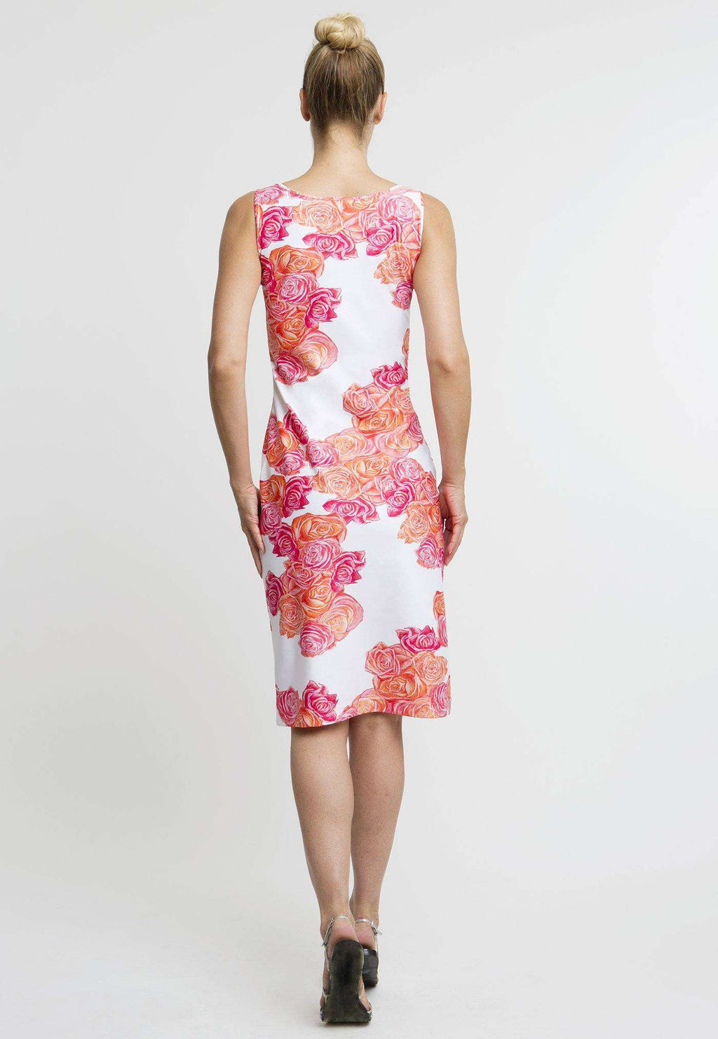 Lavinia Short Dress in Moraine