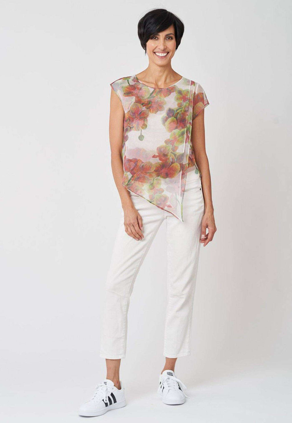 Moth Orchid Top