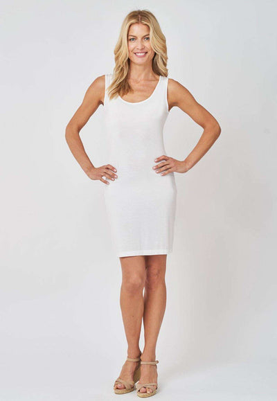 Perle Short Dress front view
