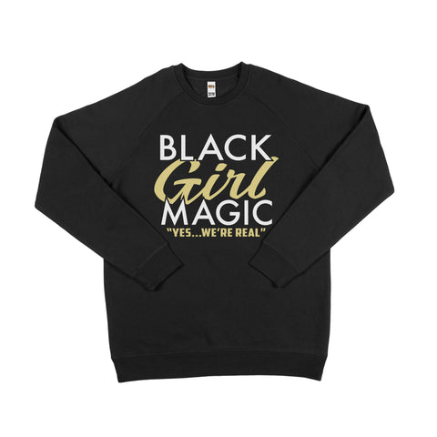 Black Girl Magic Sweater