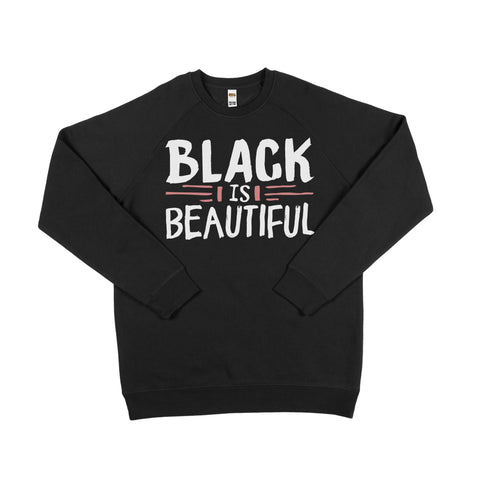 Black is beautiful Sweater