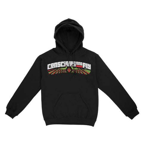 Concious and fly Hoodie