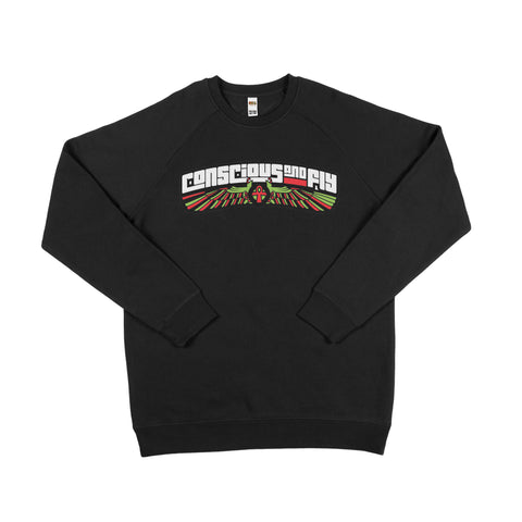 Concious and fly Sweater