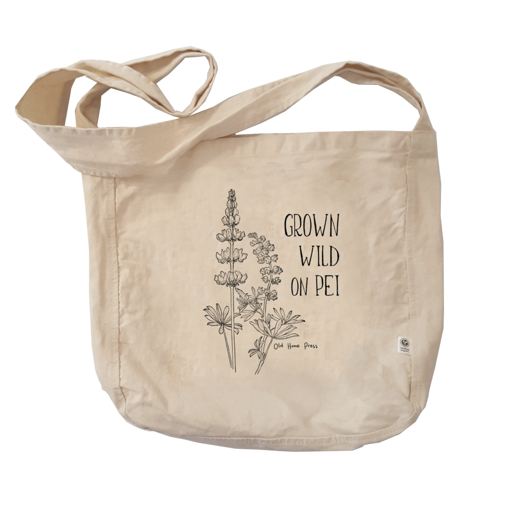 Grown Wild Farmer's Market Bag