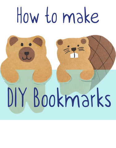 DIY Bookmarks | Paper Crafts Easy for Kids at Home | DIY Crafts for Kids Easy at Home | Easy Paper Crafts for School | Easy Paper Craft Ideas for School