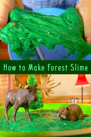 How to Make Slime | Slime Recipe | Crafts for Kids