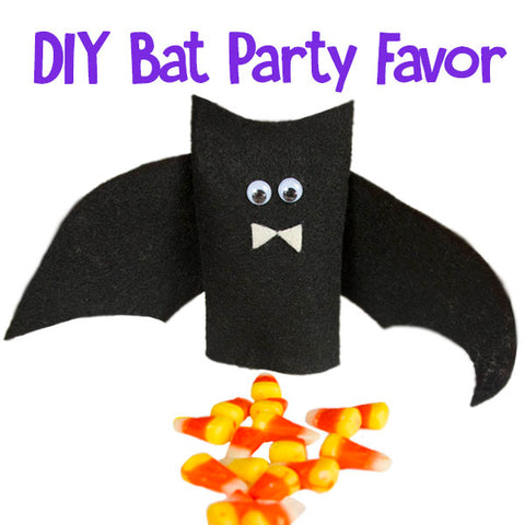 Halloween Crafts | Bat Crafts | Bat | Crafts for Kids | Party Favors | Halloween Party Favors