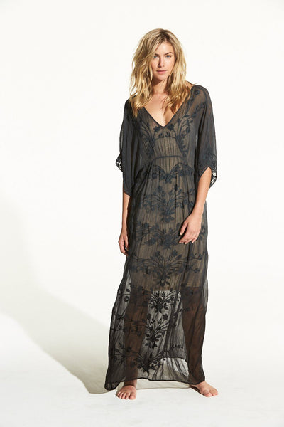 Floaty Dress - Black