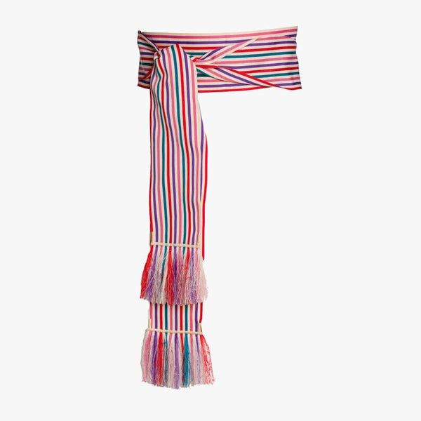 Belt Multi Stripes - Villa Yasmine