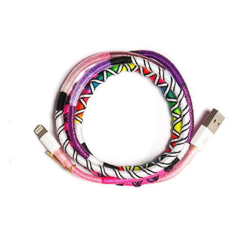 Audrey Charger Cable - Villa Yasmine