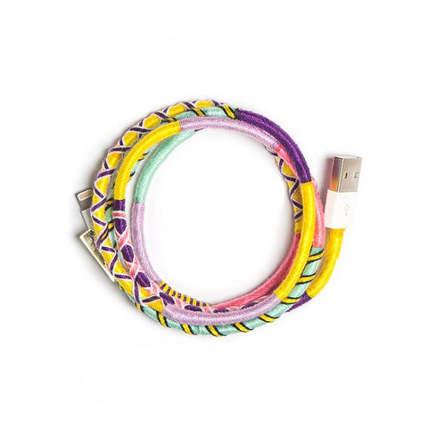 Sunny Charger Cable - Villa Yasmine