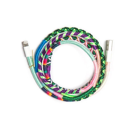 Harlow Charger Cable - Villa Yasmine